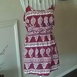 """Cute Sz. S dress by """"Umgee"""". Like new."""